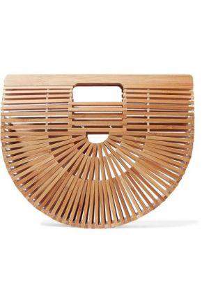 Ark Bag: A bolsa de bambu que virou febre no verãogringo