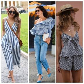 Tendências de moda feminina: Primavera/ Verão –2017/2018