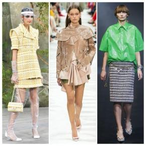 11 Tendências de moda: Passarela Primavera/Verão2018