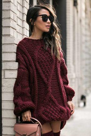 Tricot é forte tendência de moda para o inverno de2018