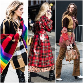 LFW 2018/2019: Street Style da semana de moda de Londres –Outono/Inverno
