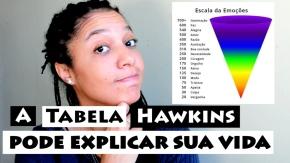 A tabela Hawkins pode explicar sua vida – escala de consciência efrequências