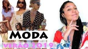 Tendências de moda: Verão2019