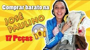 Comprar barato na José Paulino + Dicas(2018/2019)