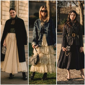 Semana de alta costura de Paris 2019: StreetStyle